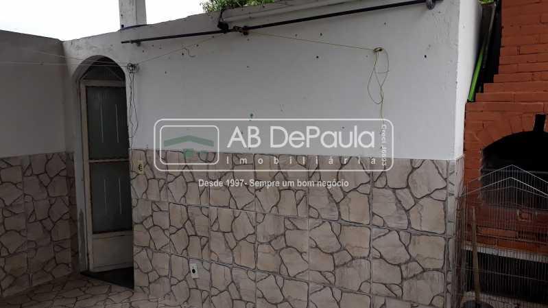 20191008_142715 - Casa à venda Rua General Deschamps Cavalcanti,Rio de Janeiro,RJ - R$ 200.000 - ABCA10016 - 19