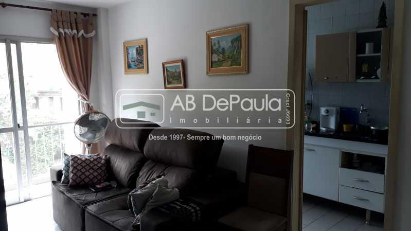 20191026_095443 - Apartamento Condomínio SOLAR-SUL, Rua Otton da Fonseca,Rio de Janeiro,Jardim Sulacap,RJ À Venda,2 Quartos,54m² - ABAP20417 - 6