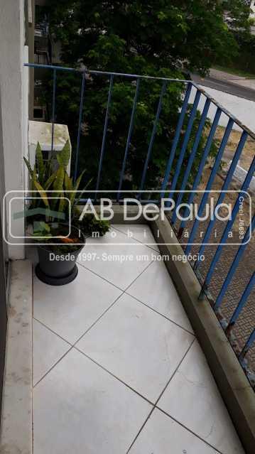 20191026_095514 - Apartamento Condomínio SOLAR-SUL, Rua Otton da Fonseca,Rio de Janeiro, Jardim Sulacap, RJ À Venda, 2 Quartos, 54m² - ABAP20417 - 9