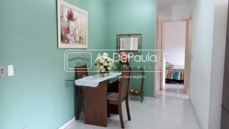 20191026_100633_001 - Apartamento Condomínio SOLAR-SUL, Rua Otton da Fonseca,Rio de Janeiro, Jardim Sulacap, RJ À Venda, 2 Quartos, 54m² - ABAP20417 - 5