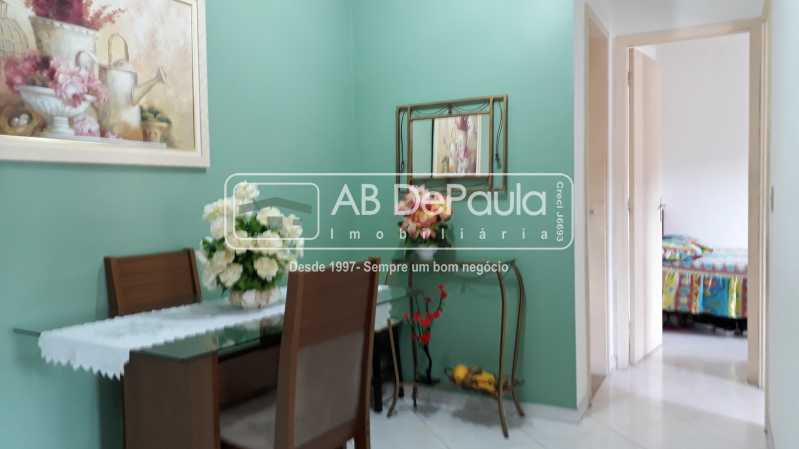 20191026_100716_001 - Apartamento Condomínio SOLAR-SUL, Rua Otton da Fonseca,Rio de Janeiro, Jardim Sulacap, RJ À Venda, 2 Quartos, 54m² - ABAP20417 - 1
