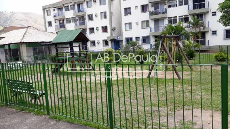 20191026_101001_001 - Apartamento Condomínio SOLAR-SUL, Rua Otton da Fonseca,Rio de Janeiro,Jardim Sulacap,RJ À Venda,2 Quartos,54m² - ABAP20417 - 20