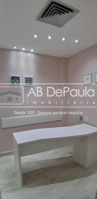 thumbnail 10 - ((( Porteira Fechada ))). Edifício comercial BARÃO DA TAQUARA - Sala comercial com 2 consultórios e recepção. (Mobiliada) - ABSL00008 - 15