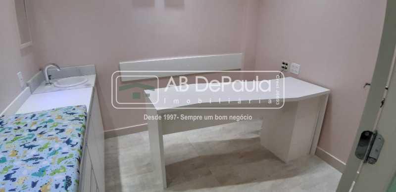 thumbnail 11 - ((( Porteira Fechada ))). Edifício comercial BARÃO DA TAQUARA - Sala comercial com 2 consultórios e recepção. (Mobiliada) - ABSL00008 - 16