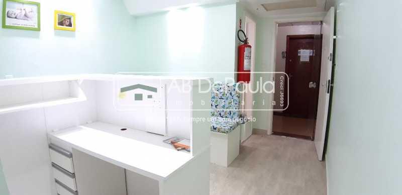 thumbnail 12 - ((( Porteira Fechada ))). Edifício comercial BARÃO DA TAQUARA - Sala comercial com 2 consultórios e recepção. (Mobiliada) - ABSL00008 - 9