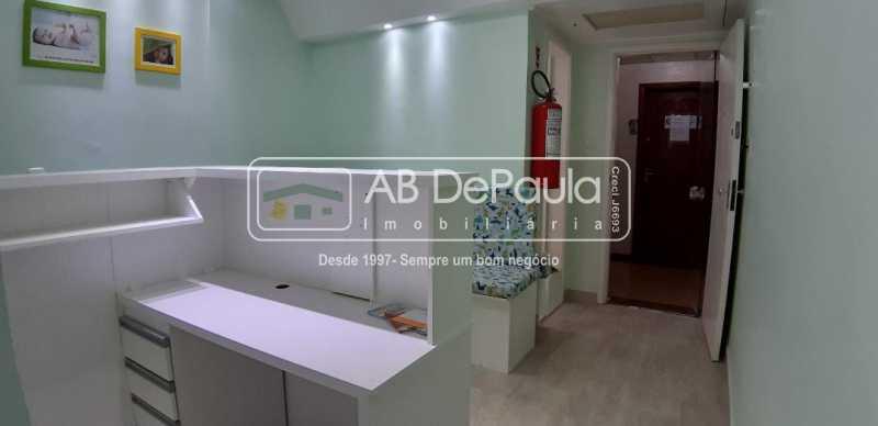 thumbnail 13 - ((( Porteira Fechada ))). Edifício comercial BARÃO DA TAQUARA - Sala comercial com 2 consultórios e recepção. (Mobiliada) - ABSL00008 - 7
