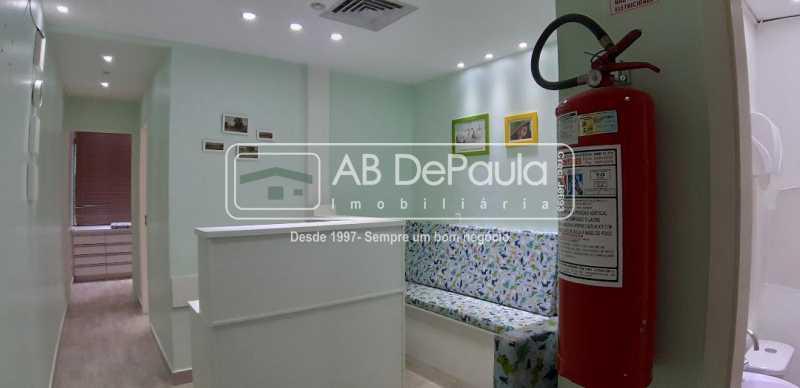 thumbnail 15 - ((( Porteira Fechada ))). Edifício comercial BARÃO DA TAQUARA - Sala comercial com 2 consultórios e recepção. (Mobiliada) - ABSL00008 - 8