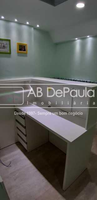 thumbnail 16 - ((( Porteira Fechada ))). Edifício comercial BARÃO DA TAQUARA - Sala comercial com 2 consultórios e recepção. (Mobiliada) - ABSL00008 - 17