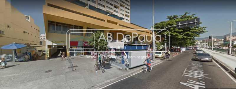 FACHADA_Sala_Taquara - ((( Porteira Fechada ))). Edifício comercial BARÃO DA TAQUARA - Sala comercial com 2 consultórios e recepção. (Mobiliada) - ABSL00008 - 23