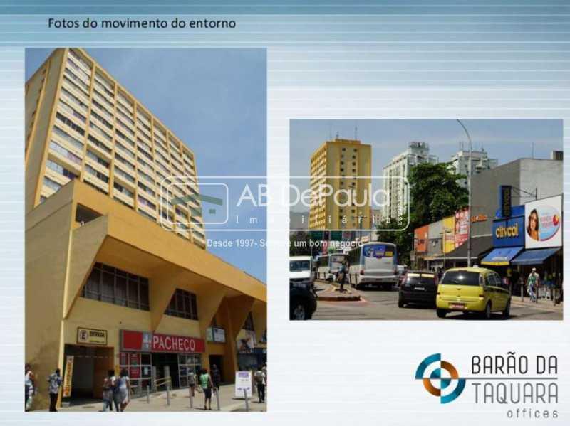 Fachada - ((( Porteira Fechada ))). Edifício comercial BARÃO DA TAQUARA - Sala comercial com 2 consultórios e recepção. (Mobiliada) - ABSL00008 - 4