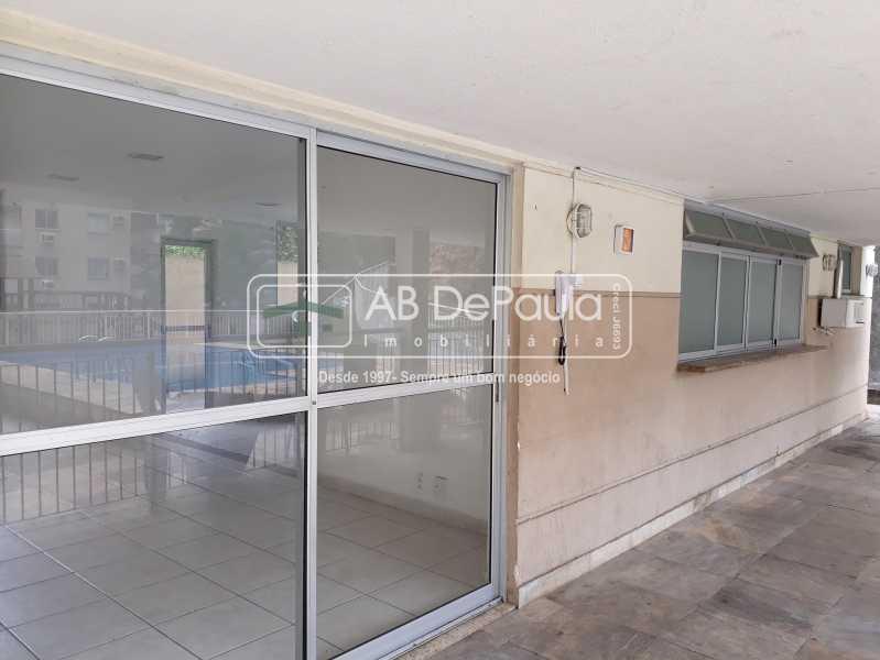 Salão de Festas - OPORTUNIDADE - APT 2QTS - VARANDA - REPLETO ARMÁRIOS - DESOCUPADO - ABAP20428 - 11
