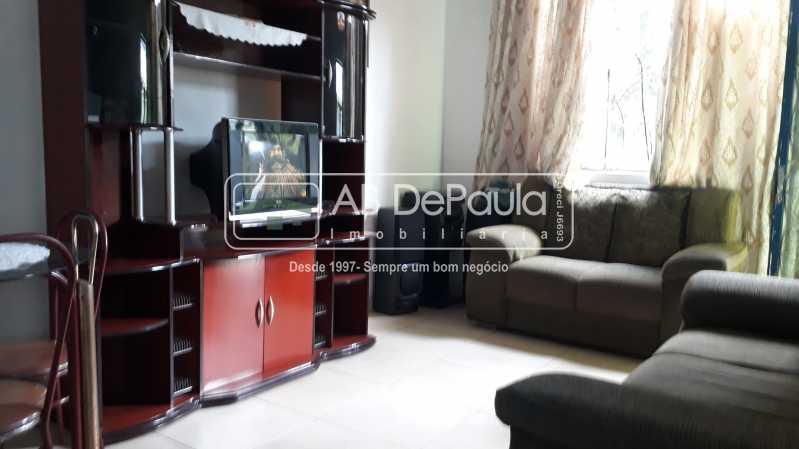 20191018_114338 - Casa 6 quartos à venda Rio de Janeiro,RJ - R$ 275.000 - ABCA60002 - 1