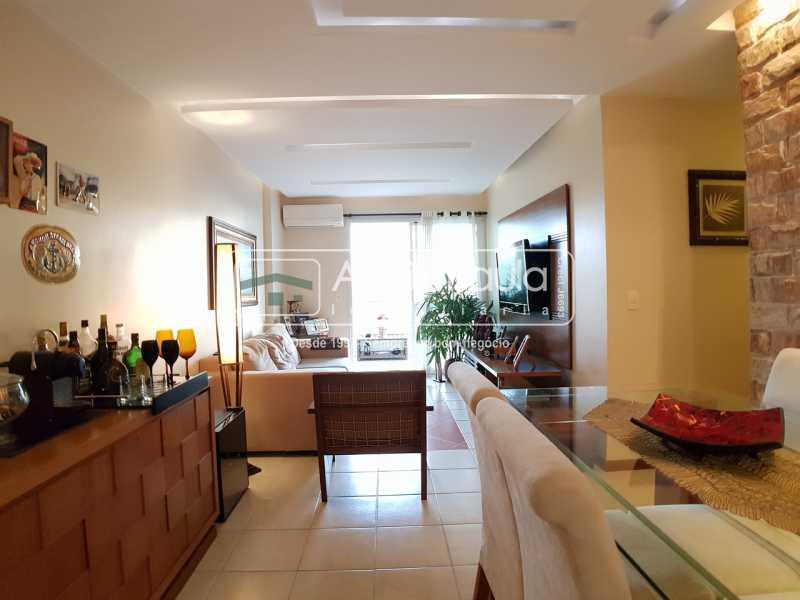 8d4e85d3-9aeb-4a39-a367-15d23b - RECREIO DOS BANDEIRANTES - Apartamento maravilhoso,lindo mesmo! composto por 3 quartos sendo uma suíte - ABAP40009 - 3