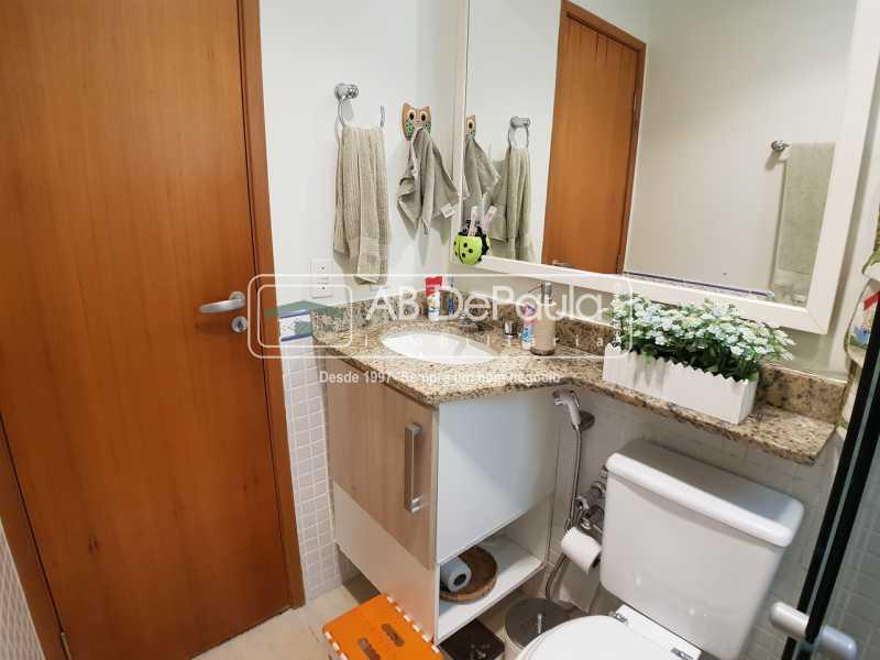 43e8b31a-45fd-4634-92e9-5f1c00 - RECREIO DOS BANDEIRANTES - Apartamento maravilhoso,lindo mesmo! composto por 3 quartos sendo uma suíte - ABAP40009 - 21
