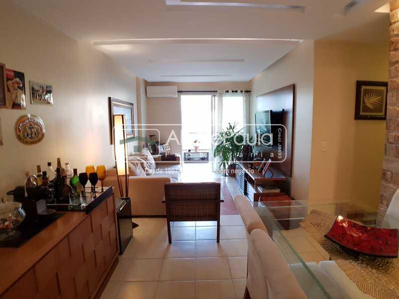 a2aa63e9-34da-4bda-9e5a-deea1b - RECREIO DOS BANDEIRANTES - Apartamento maravilhoso,lindo mesmo! composto por 3 quartos sendo uma suíte - ABAP40009 - 8