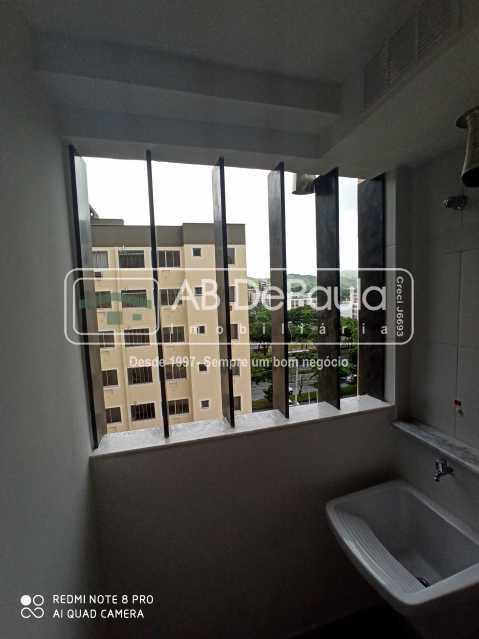 IMG_20200123_153245 - Apartamento Rio de Janeiro,Jardim Sulacap,RJ Para Alugar,2 Quartos,59m² - ABAP20463 - 13
