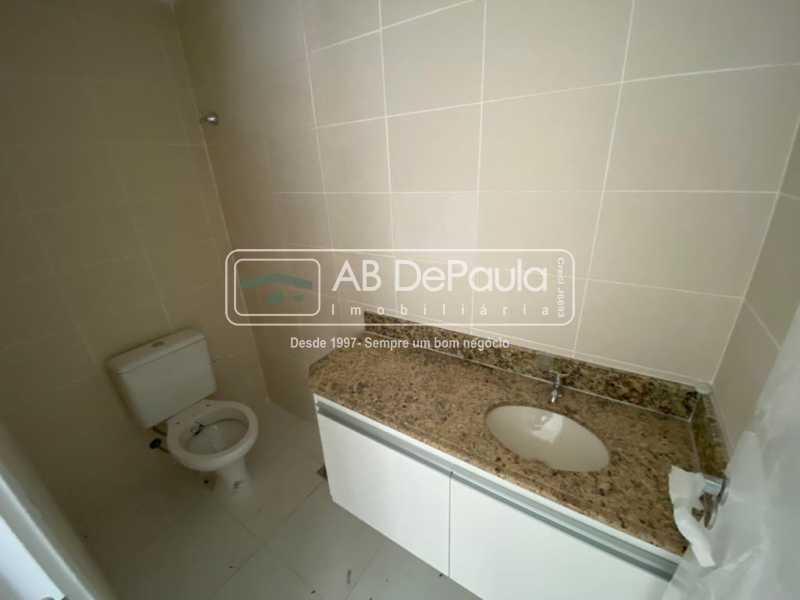 LAVABO - FREGUESIA - APARTAMENTO 126 m², 3 QUARTOS + DEPENDÊNCIA Empregada Completa - ABAP30105 - 6