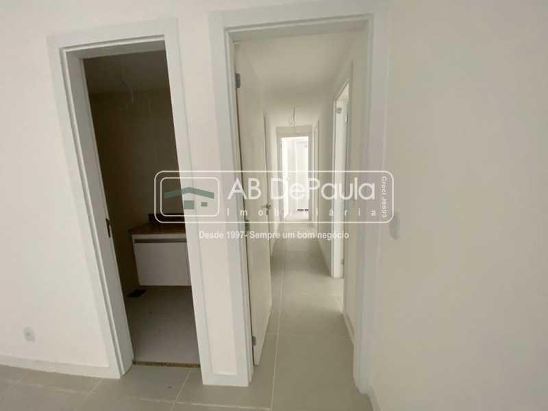 LAVABO E CORREDOR - FREGUESIA - APARTAMENTO 126 m², 3 QUARTOS + DEPENDÊNCIA Empregada Completa - ABAP30105 - 5