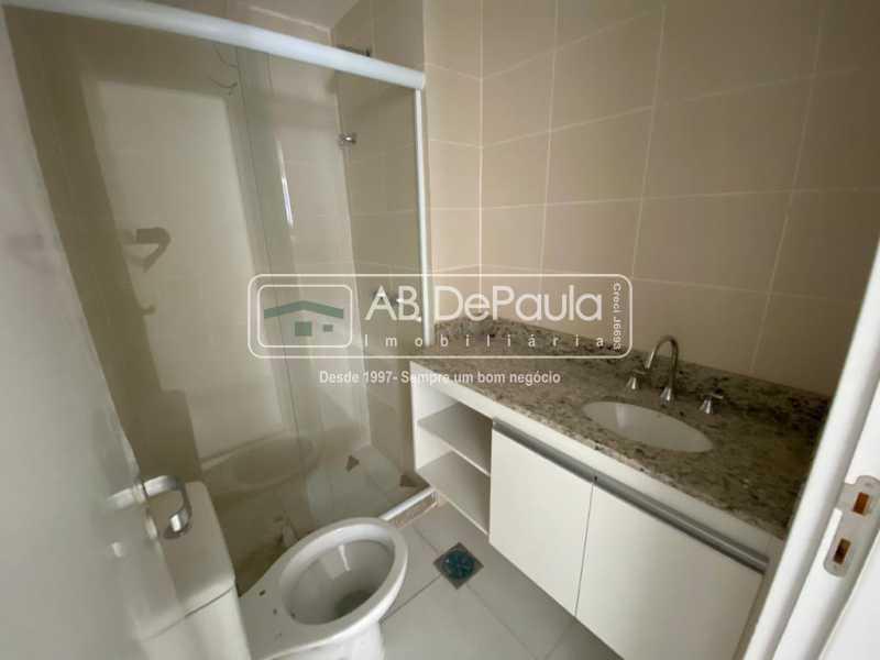 BANHEIRO SOCIAL - FREGUESIA - APARTAMENTO 126 m², 3 QUARTOS + DEPENDÊNCIA Empregada Completa - ABAP30105 - 8