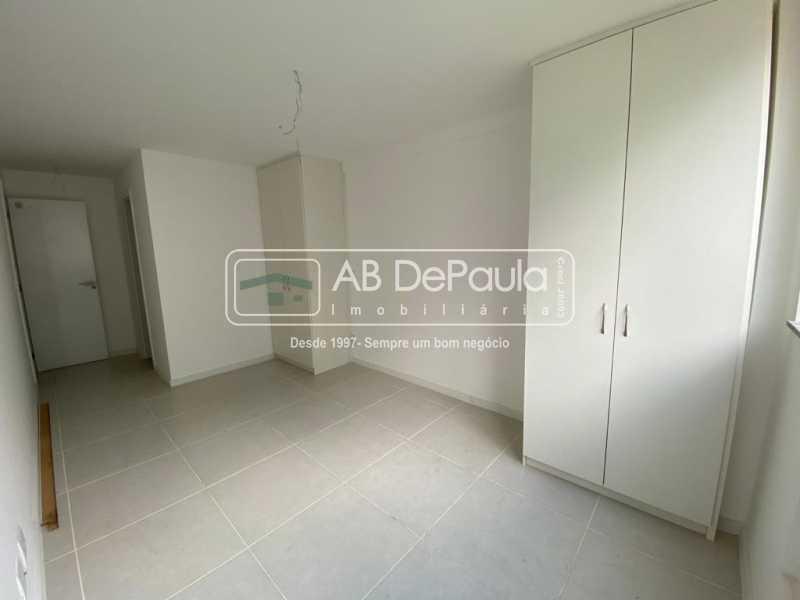 QUARTO 3 SUÍTE - FREGUESIA - APARTAMENTO 126 m², 3 QUARTOS + DEPENDÊNCIA Empregada Completa - ABAP30105 - 11