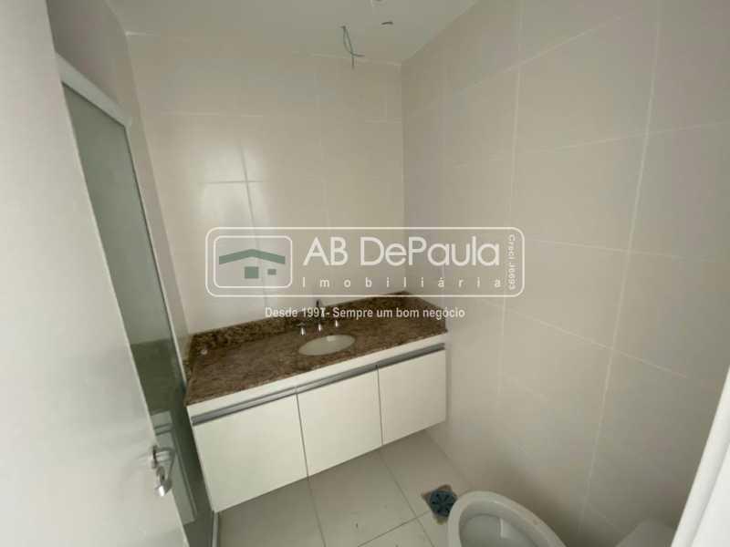 BANHEIRO SUÍTE - FREGUESIA - APARTAMENTO 126 m², 3 QUARTOS + DEPENDÊNCIA Empregada Completa - ABAP30105 - 12