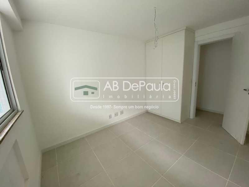 QUARTO 2 - FREGUESIA - APARTAMENTO 126 m², 3 QUARTOS + DEPENDÊNCIA Empregada Completa - ABAP30105 - 9