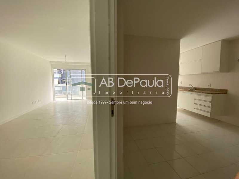SALA E COZINHA - FREGUESIA - APARTAMENTO 126 m², 3 QUARTOS + DEPENDÊNCIA Empregada Completa - ABAP30105 - 13