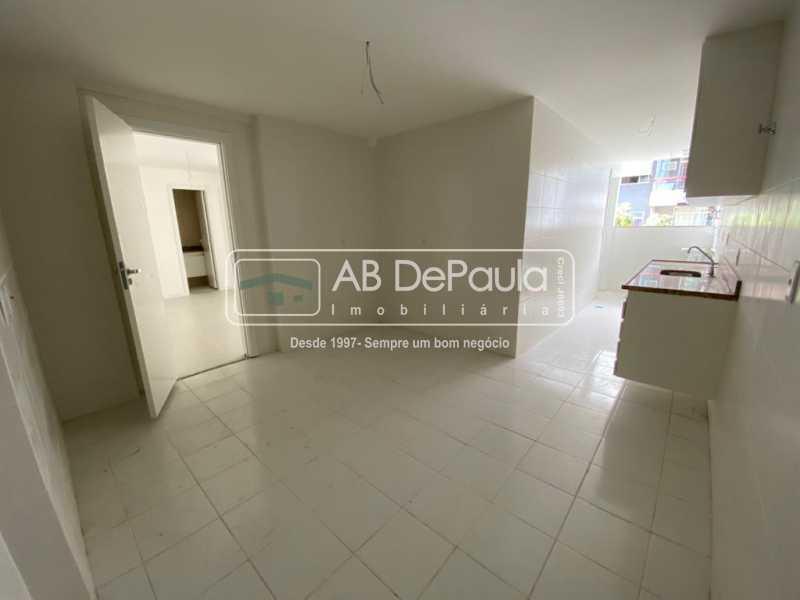 COZINHA - FREGUESIA - APARTAMENTO 126 m², 3 QUARTOS + DEPENDÊNCIA Empregada Completa - ABAP30105 - 14