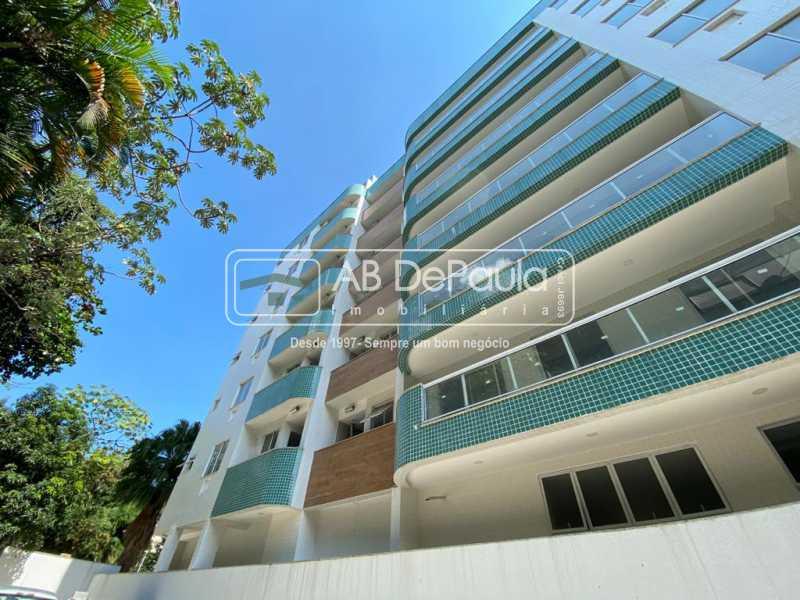 EDIFÍCIO BLOCO 1 - FREGUESIA - APARTAMENTO 126 m², 3 QUARTOS + DEPENDÊNCIA Empregada Completa - ABAP30105 - 20