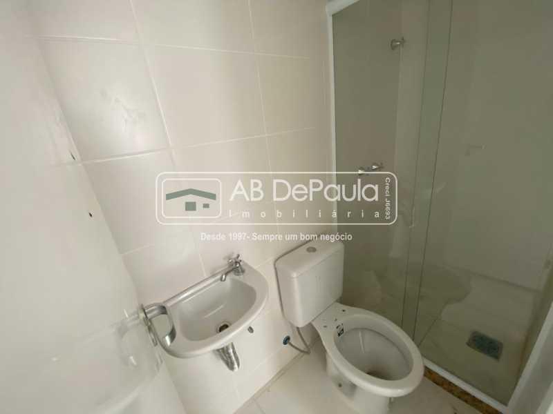 BANHEIRO DEPENDÊNCIA - FREGUESIA - APARTAMENTO 126 m², 3 QUARTOS + DEPENDÊNCIA Empregada Completa - ABAP30105 - 17
