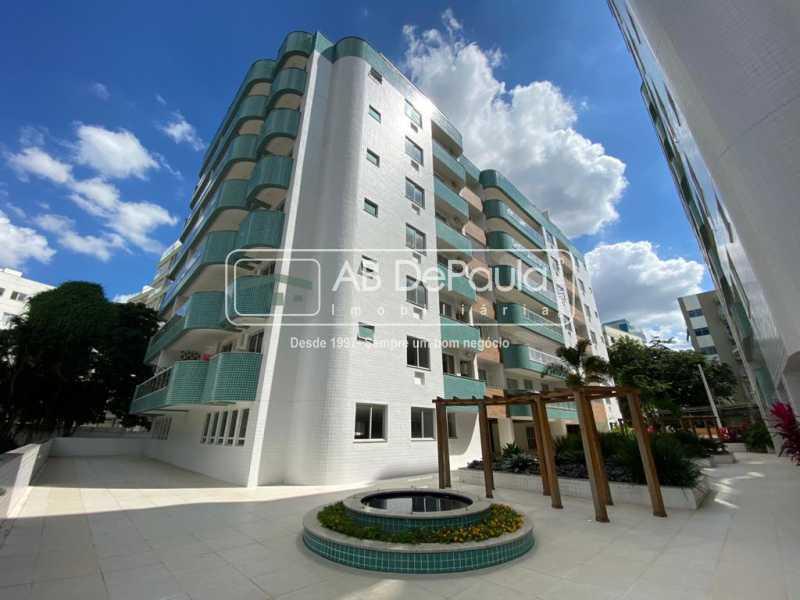 ÁREA COMUM - FREGUESIA - APARTAMENTO 126 m², 3 QUARTOS + DEPENDÊNCIA Empregada Completa - ABAP30105 - 21
