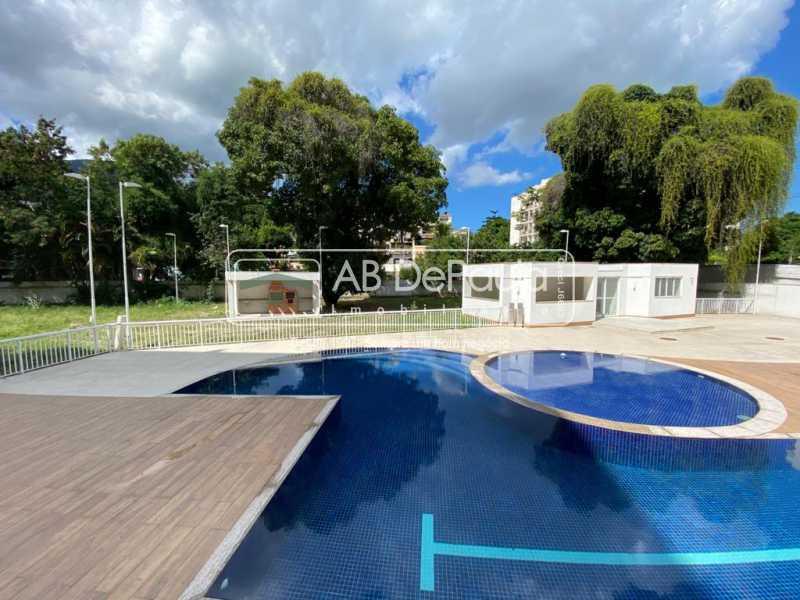 PISCINAS E ÁREA GOURMET - FREGUESIA - APARTAMENTO 126 m², 3 QUARTOS + DEPENDÊNCIA Empregada Completa - ABAP30105 - 26