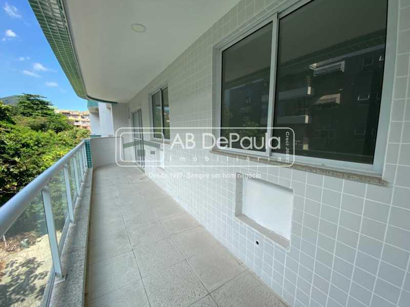 VARANDA - FREGUESIA - APARTAMENTO 126 m², 3 QUARTOS + DEPENDÊNCIA Empregada Completa - ABAP30105 - 19