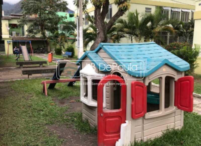 Parquinho - Apartamento à venda Rua do Governo,Rio de Janeiro,RJ - R$ 167.000 - ABAP20484 - 16