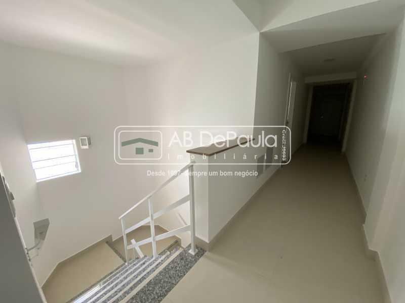 CORREDOR - VILA VALQUEIRE - EMPREENDIMENTO NOVO. Pronto para morar! Ótimos apartamentos com fino acabamento. - ABAP20490 - 16