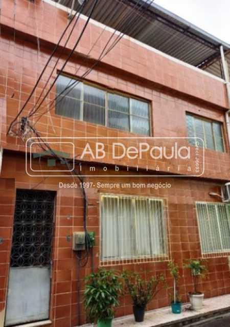 Frente Casa - REALENGO - RUA DO GOVERNO - CASA DUPLEX em VILA FECHADA - ABCA50011 - 1