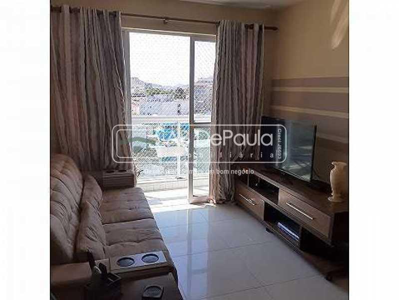 Sl - Apartamento 2 quartos à venda Rio de Janeiro,RJ - R$ 389.450 - ABAP20504 - 1