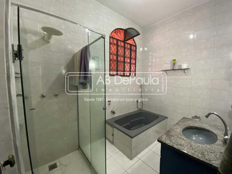 BANHEIRO SOCIAL - VILA VALQUEIRE - ESTUDAMOS PROPOSTAS - Ótima casa linear, 3 Dormitórios, bem localizada - ABCA30134 - 9