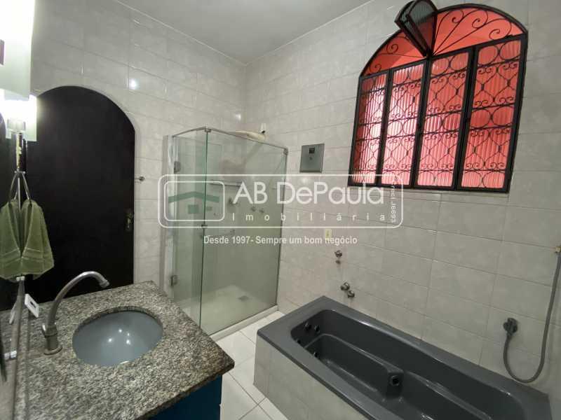 BANHEIRO SOCIAL - VILA VALQUEIRE - ESTUDAMOS PROPOSTAS - Ótima casa linear, 3 Dormitórios, bem localizada - ABCA30134 - 10