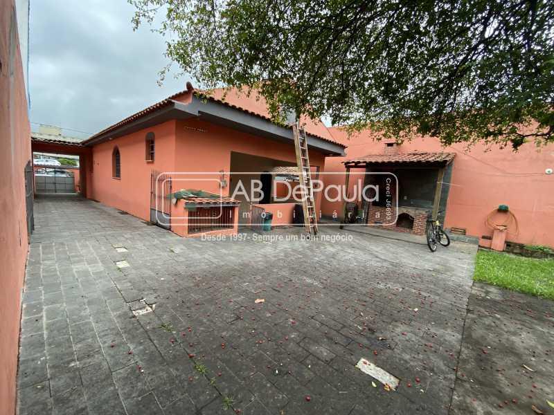 QUINTAL - VILA VALQUEIRE - ESTUDAMOS PROPOSTAS - Ótima casa linear, 3 Dormitórios, bem localizada - ABCA30134 - 22