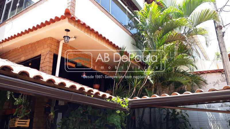 20201027_111958 - Realengo / Mallet - Excelente Residência juntinho Av. Mal. Fontenelle, Shopping e Carrefour Sulacap - ABCA20105 - 1