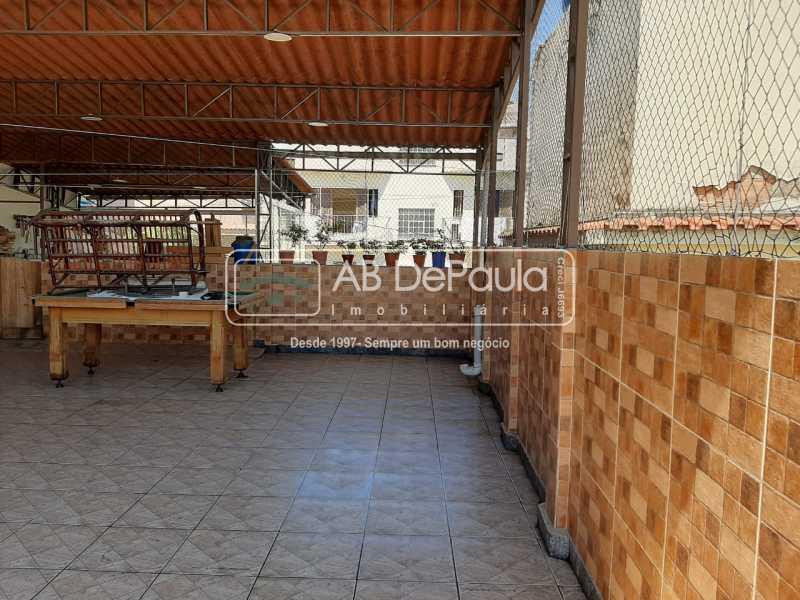 IMG-20201027-WA0015 - Realengo / Mallet - Excelente Residência juntinho Av. Mal. Fontenelle, Shopping e Carrefour Sulacap - ABCA20105 - 23