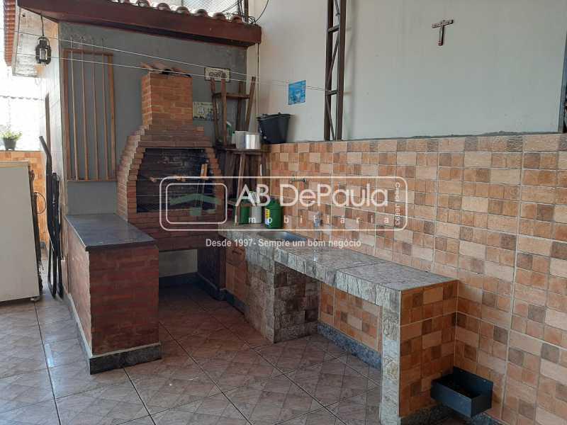 IMG-20201027-WA0016 - Realengo / Mallet - Excelente Residência juntinho Av. Mal. Fontenelle, Shopping e Carrefour Sulacap - ABCA20105 - 24
