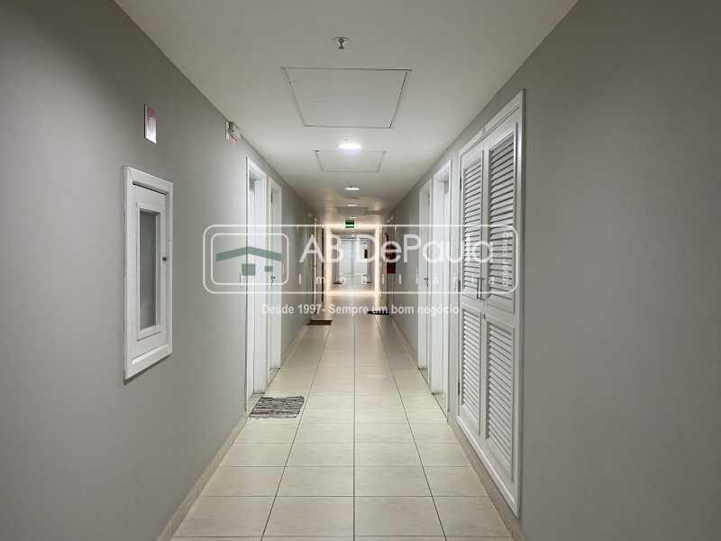 CORREDOR - SALA COMERCIAL 18 m² - FLEX TOWER - AVENIDA EMBAIXADOR ABELARDO BUENO. - ABSL00012 - 12
