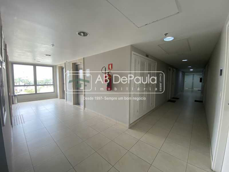 ÁREA COMUM - SALA COMERCIAL 18 m² - FLEX TOWER - AVENIDA EMBAIXADOR ABELARDO BUENO. - ABSL00012 - 14