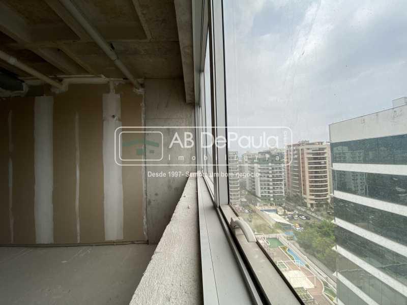 VISTA - SALA COMERCIAL 18 m² - FLEX TOWER - AVENIDA EMBAIXADOR ABELARDO BUENO. - ABSL00012 - 1