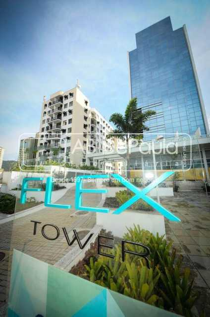 SALA COMERCIAL - SALA COMERCIAL 18 m² - FLEX TOWER - AVENIDA EMBAIXADOR ABELARDO BUENO. - ABSL00012 - 3