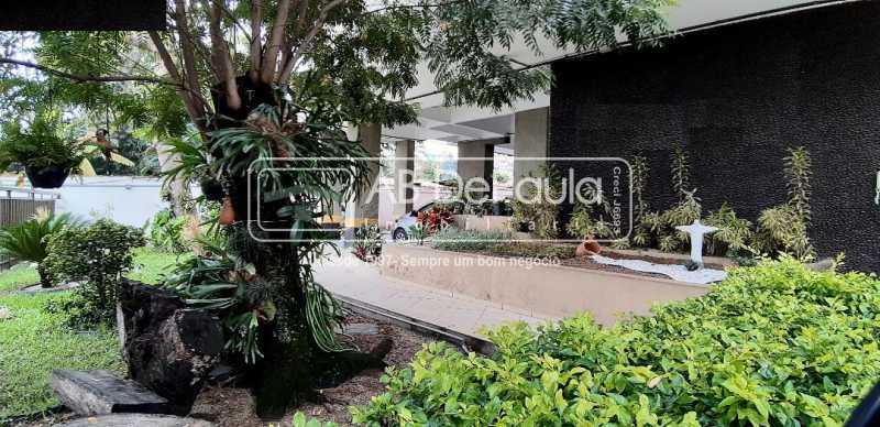 thumbnail 2 - CAMPINHO - JUNTINHO A ESTAÇÃO DO BRT. CONDOMÍNIO RESIDENCIAL - PRÉDIO COM 2 ELEVADORES. Ótimo Apartamento DE FRENTE, com 73m² - ABAP30113 - 4