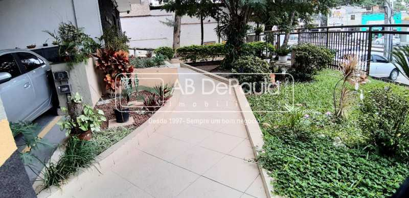 thumbnail 4 - CAMPINHO - JUNTINHO A ESTAÇÃO DO BRT. CONDOMÍNIO RESIDENCIAL - PRÉDIO COM 2 ELEVADORES. Ótimo Apartamento DE FRENTE, com 73m² - ABAP30113 - 5