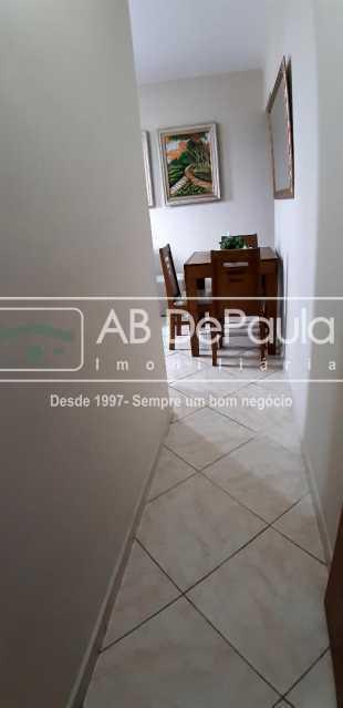 thumbnail 8 - CAMPINHO - JUNTINHO A ESTAÇÃO DO BRT. CONDOMÍNIO RESIDENCIAL - PRÉDIO COM 2 ELEVADORES. Ótimo Apartamento DE FRENTE, com 73m² - ABAP30113 - 7